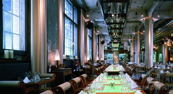 Освещение для ресторана и кафе
