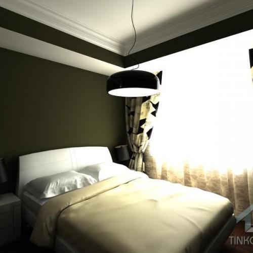 Дизайн гостевой спальни в доме