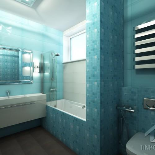 Дизайн ванны в современном стиле