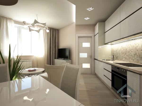 Ремонт квартиры и оформления потолка