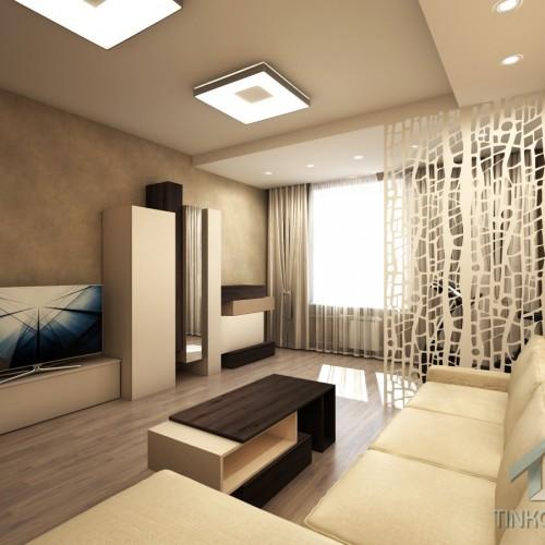 Мебель vox в интерьере гостиной