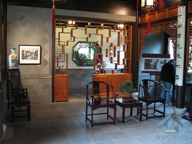 Ресторан в китайском стиле