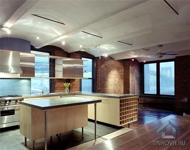 Кухня в Нью-Йоркском стиле