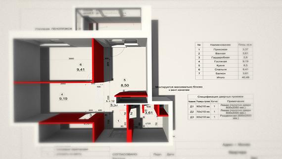 Квартира, 4 комнаты, 112 м – купить в Красноярске, цена 7