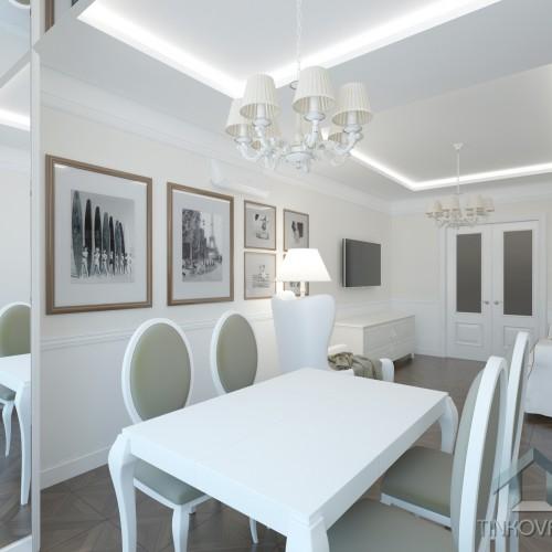 Дизайн столовой зоны